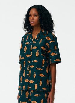 Poisson Camp Shirt Poisson Camp Shirt