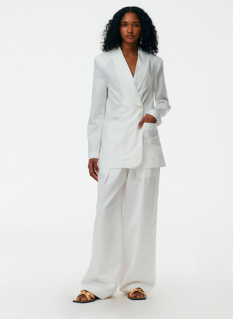 The Leisure Suit Tuxedo Blazer The Leisure Suit Tuxedo Blazer
