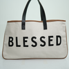 T.D. Jakes - Large Canvas Totes