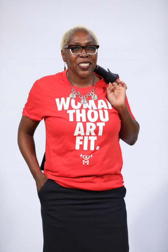 T.D. Jakes - Woman Thou Art Fit T-Shirt