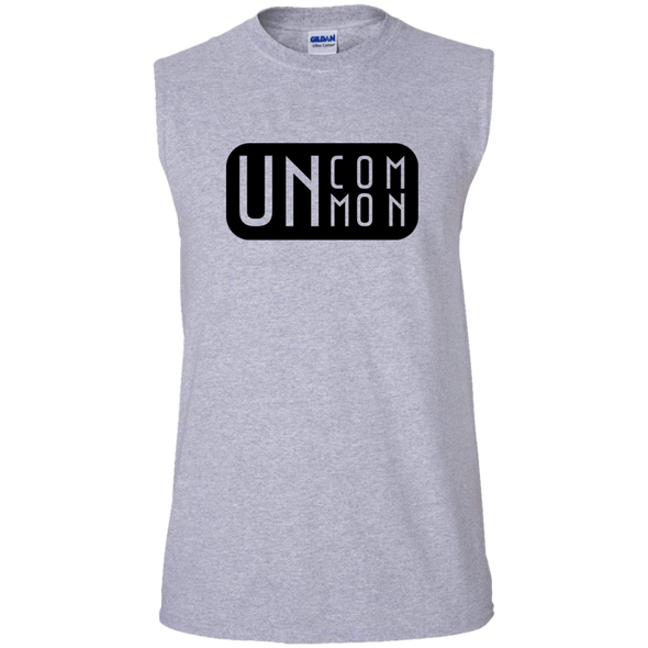 T.D. Jakes - Uncommon - Cotton Sleeveless T-Shirt