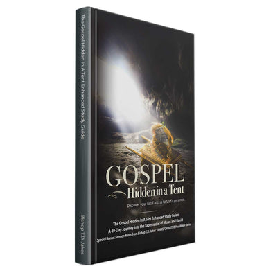 T.D. Jakes - Gospel Hidden In A Tent Workbook