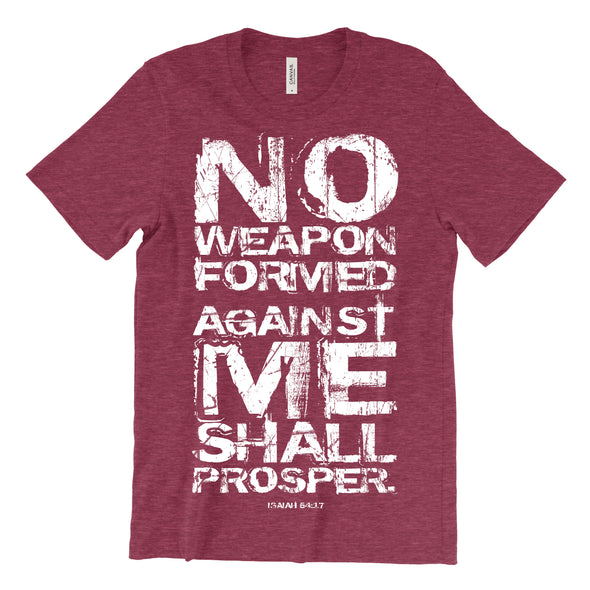 T.D. Jakes - No Weapon T-Shirt - 316 Collection
