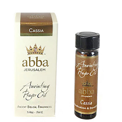 T.D. Jakes - Anointing Oil Prayer - Cassia