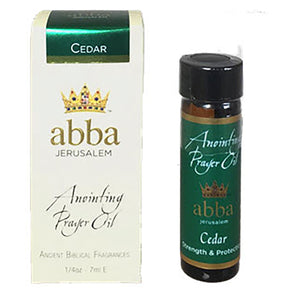 T.D. Jakes - Anointing Oil Prayer - Cedar