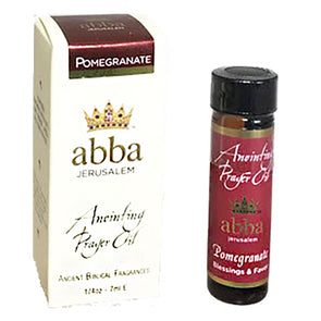 T.D. Jakes - Anointing Oil Prayer - Pomegrante