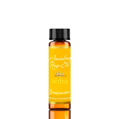 T.D. Jakes - Anointing Oil Prayer - Frankincense