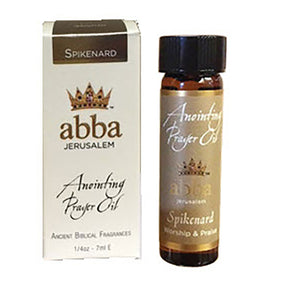 T.D. Jakes - Anointing Oil Prayer - Spikenard