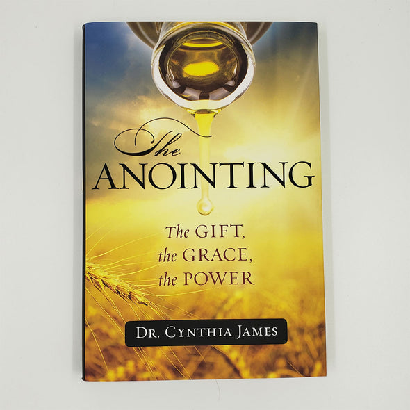 T.D. Jakes - The Anointing - Hardback Book
