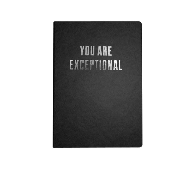 T.D. Jakes - You Are Exceptional Leather Journal