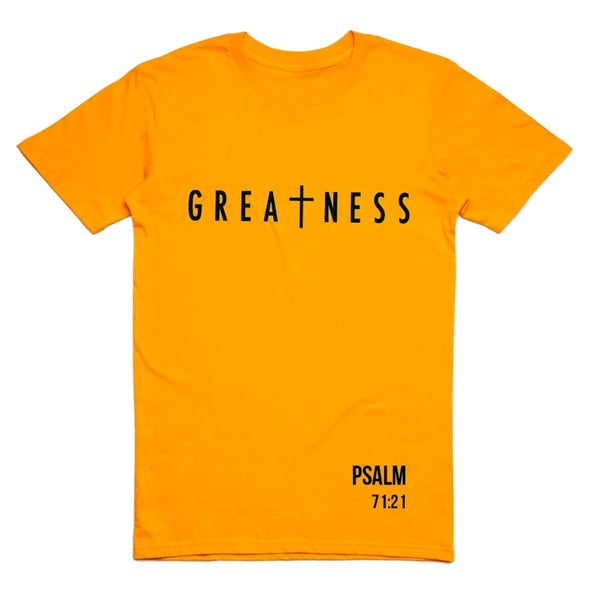 T.D. Jakes Adult T - Greatness