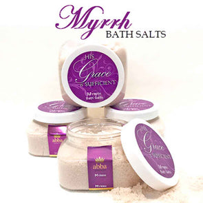 T.D. Jakes - Frankincense Bath Salt 8oz