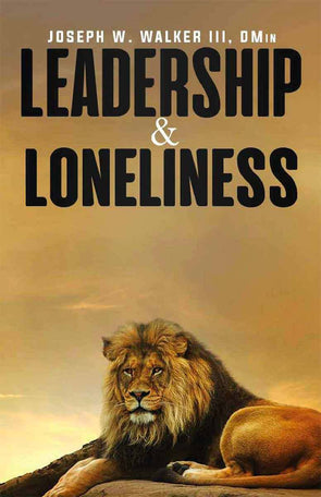T.D. Jakes - Leadership & Loneliness Book by Joseph Walker