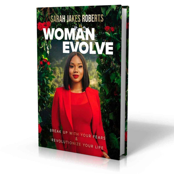 T.D. Jakes - Woman Evolve