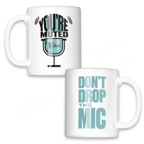 T.D. Jakes - Don't Drop The Mic Coffee Mug