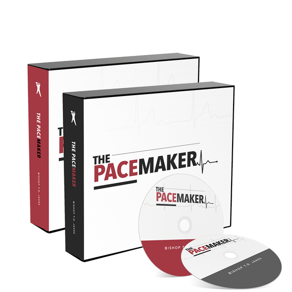 T.D. Jakes - Pacemaker Series - CD/DVD
