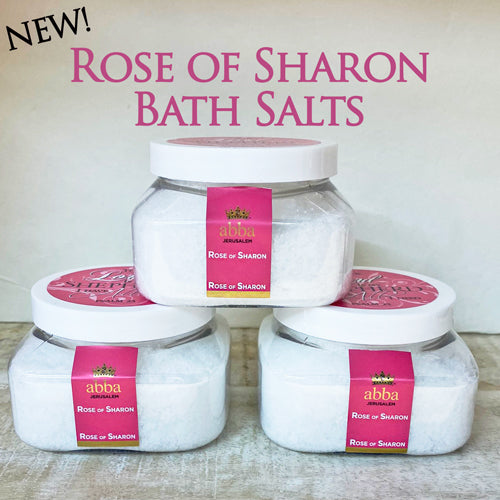 T.D. Jakes - Rose of Sharon Body Salt