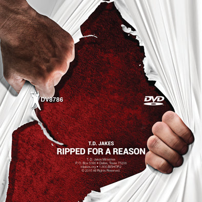 T.D. Jakes - Ripped for a Reason DVD