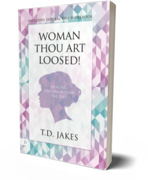 T.D. Jakes - Woman Thou Art Loosed SoftBack Book