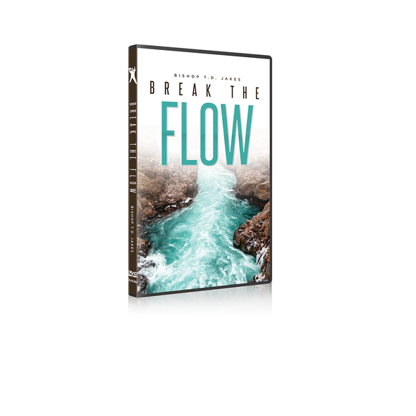 T.D. Jakes - Break The Flow 2 Msg Set