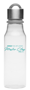 T.D. Jakes - WTAL Waterbottle (Glass)