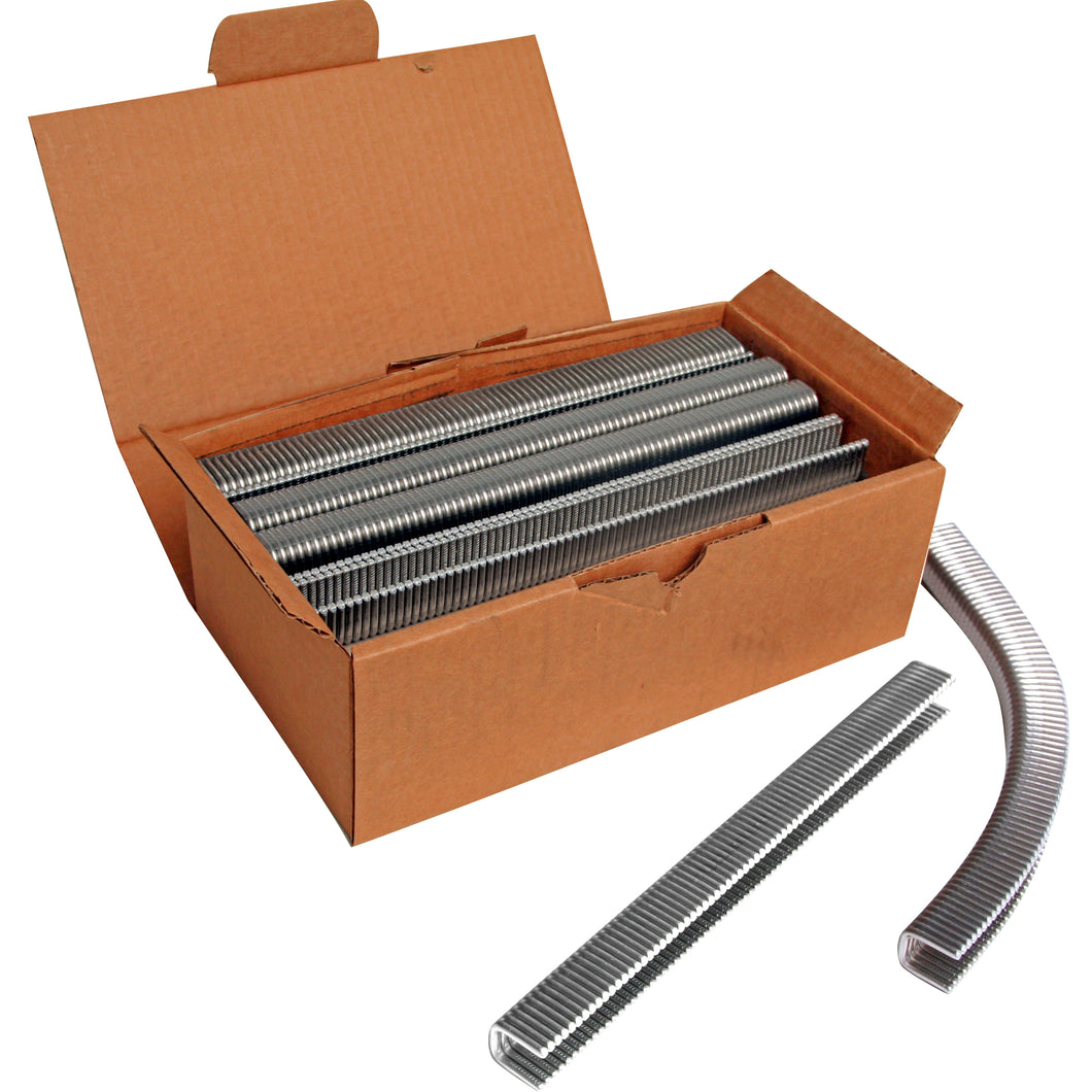 Aluminum Tipper Tie Clips in a Box
