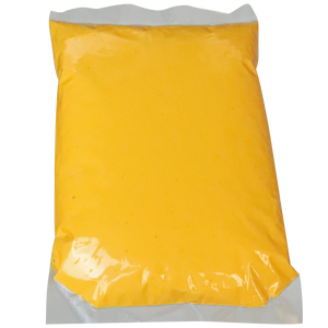 Angle Heat Sealed Cook Chill Bag with Cheese Sauce