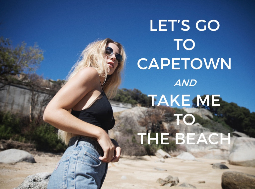 Lets go to captown