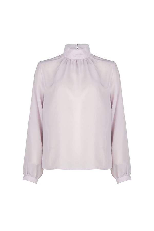 THE PARISIAN BLOUSE