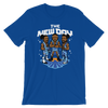 "The New Day ""Cartoon"" Unisex T-Shirt - wweretro"