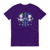 "The Hardy Boyz ""Cartoon"" Short-Sleeve T-Shirt"