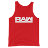 RAW Logo Unisex Tank Top