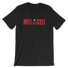 Hell in a Cell Logo Unisex T-Shirt - wweretro