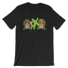 "D-Generation X ""Illustrated Chop"" Unisex T-Shirt - wweretro"