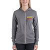 "Ronda Rousey ""Baddest on the Planet"" Unisex Full Zip Hoodie"