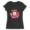 "Edge ""Rated R Superstar"" Women's Tri-Blend T-shirt - wweretro"