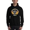 The Undisputed Era Logo Pullover Hoodie Sweatshirt - wweretro