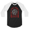 "Seth Rollins ""Burned It Down"" Raglan T-Shirt - wweretro"