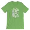 "The Hardy Boyz ""Distressed Stamp"" Short-Sleeve Unisex T-Shirt"