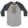 "Adam Cole ""Bay Bay"" 3/4 Sleeve Raglan T-shirt - wweretro"