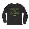 "D-Generation X ""Break It Down"" Long Sleeve T-Shirt - wweretro"