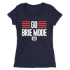 "Brie Bella ""Go Brie Mode"" Tri-Blend Women's T-shirt - wweretro"