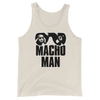 """Macho Man"" Randy Savage ""Sunglasses"" Unisex Tank Top - wweretro"