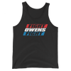 "Kevin Owens ""Fight Owens Fight"" Unisex Tank Top - wweretro"
