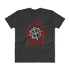 "Seth Rollins ""Burned It Down"" V-Neck T-Shirt - wweretro"