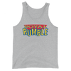 Royal Rumble Retro Logo Unisex Tank Top