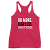 "Nikki Bella ""Do More Fear Less"" Women's Racerback Tank Top"