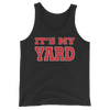 "The Undertaker ""It's My Yard"" Unisex Tank Top - wweretro"