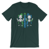 "The Hardy Boyz ""Cartoon"" Short-Sleeve Unisex T-Shirt"