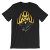 "Goldust ""Ashes to Ashes"" Short-Sleeve Unisex T-Shirt - wweretro"